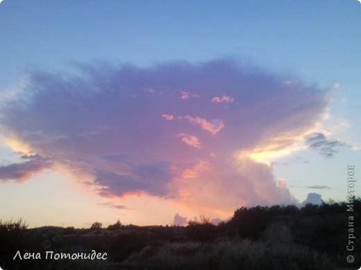 Облако-взрыв фото 1