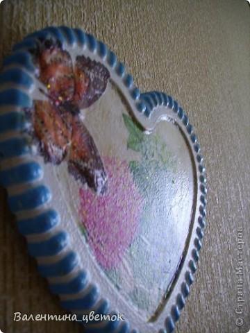 """Мое новое пано """"Прованс"""". Это вторая часть от салфетки, которую я уже использовала, но рисунок немного другой. фото 11"""