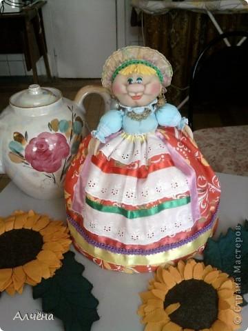 Барыня на чайнике!!!!!!! фото 2