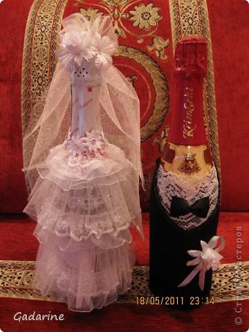 Вот такие свадебные бутылочки будут на моей свадьбе! фото 1