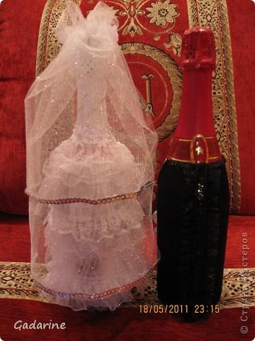 Вот такие свадебные бутылочки будут на моей свадьбе! фото 2
