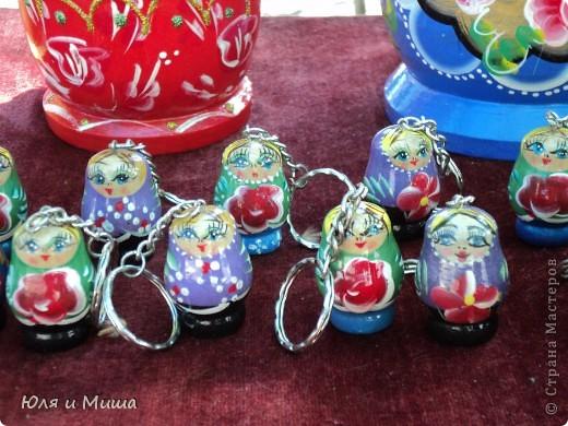 Продолжаем бродить по бульвару Тбилиси с выставкой-продажей всевозможных рукоделий. Сегодня предлагаю порассматривать кукол!   фото 7