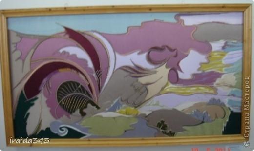 """В этом году, после небольшого перерыва, прошла выставка """"Марьины хороводы"""", посвященная образу птицы в текстиле. фото 21"""