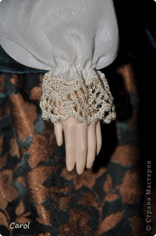 "Марвя - кукла из коллекции ""Александра"".Рост 68 см. фото 7"