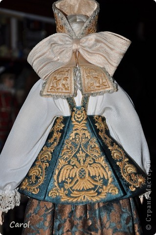 "Марвя - кукла из коллекции ""Александра"".Рост 68 см. фото 5"