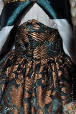 "Марвя - кукла из коллекции ""Александра"".Рост 68 см. фото 8"