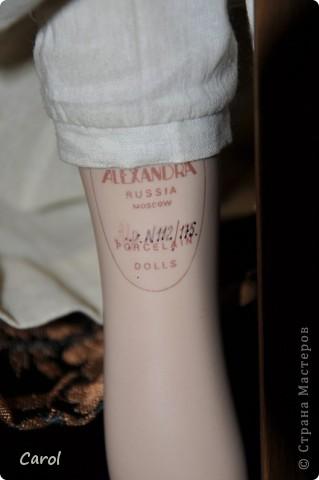 "Марвя - кукла из коллекции ""Александра"".Рост 68 см. фото 10"