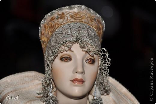 "Марвя - кукла из коллекции ""Александра"".Рост 68 см. фото 1"