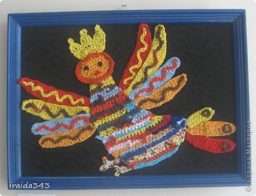"""В этом году, после небольшого перерыва, прошла выставка """"Марьины хороводы"""", посвященная образу птицы в текстиле. фото 7"""