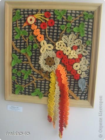 """В этом году, после небольшого перерыва, прошла выставка """"Марьины хороводы"""", посвященная образу птицы в текстиле. фото 8"""