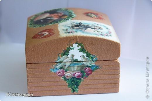 Маленькая шкатулка для невесты Верочки! фото 4