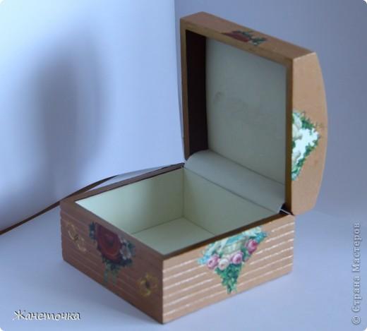 Маленькая шкатулка для невесты Верочки! фото 3