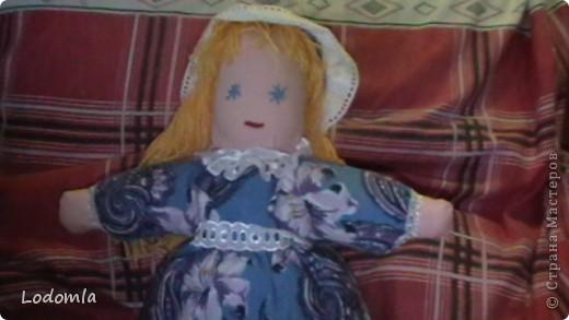 вальдорфская кукла фото 2