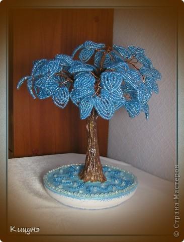 Золотой бонсай и Ледяное дерево фото 3