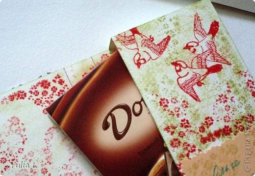 Открытки-шоколадницы с шаблоном и ...: stranamasterov.ru/node/195815