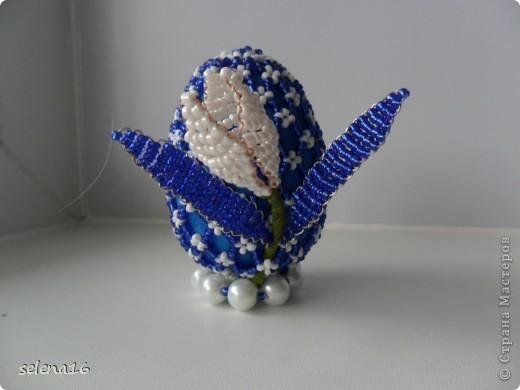 Это яйцо сделано по заказу.На днях оно улетит в Турцию (Анталия)в подарок для знакомой. фото 1
