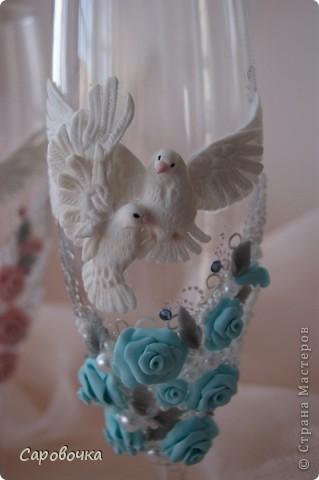 долго ничего не такого не делала и тут бац- и бокалы, и бумажных голубей попросили!! фото 3