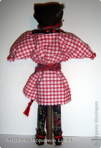 Симеон Столпник /Симеон-Летопроводец, Ромеол-Столпник/ обрядовая кукла - символ бесконечности жизни, мужского начала, без которого женское – слабо и бесплодно. Позже появилась традиция дарить этот оберег - куклу Симеон Столпник - мужчинам, чтобы их силы никогда не иссякали. Более полную информацию об этой кукле Вы можете получить здесь  http://www.rukukla.ru/article/trya/cimeon_ctolpnik.htm фото 13