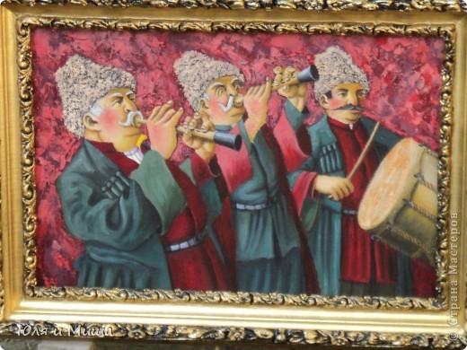 Сегодня, как и обещали, представляем Вашему вниманию картины грузинских художников.  фото 5
