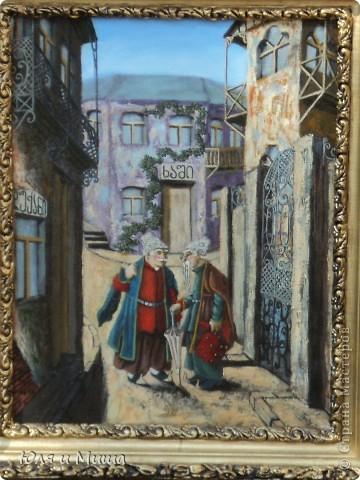 Сегодня, как и обещали, представляем Вашему вниманию картины грузинских художников.  фото 6