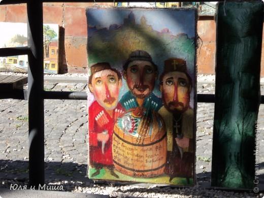 Сегодня, как и обещали, представляем Вашему вниманию картины грузинских художников.  фото 8