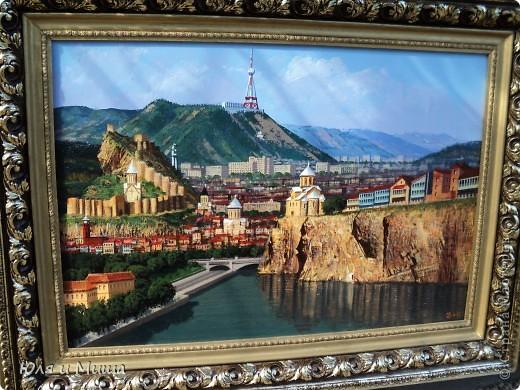 Сегодня, как и обещали, представляем Вашему вниманию картины грузинских художников.  фото 11