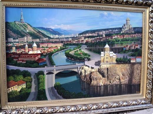 Сегодня, как и обещали, представляем Вашему вниманию картины грузинских художников.  фото 13