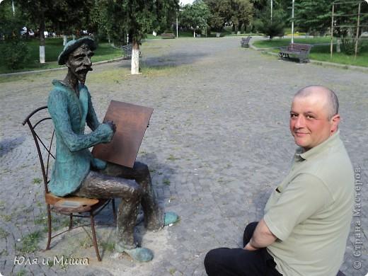 Сегодня, как и обещали, представляем Вашему вниманию картины грузинских художников.  фото 16