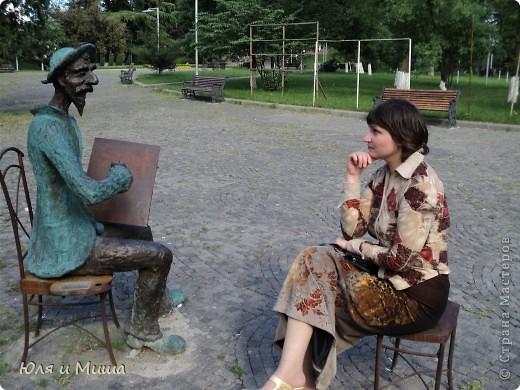 Сегодня, как и обещали, представляем Вашему вниманию картины грузинских художников.  фото 15