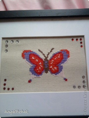 Вышиваю крестиком фото 3