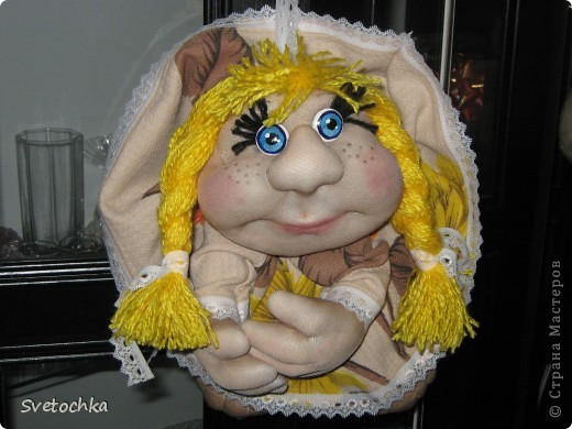 Моя первая кукляшка. фото 1
