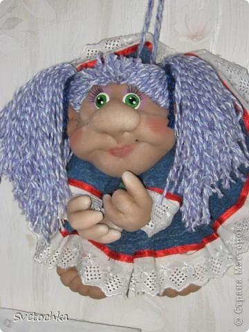 Моя первая кукляшка. фото 2