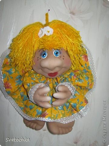 Моя первая кукляшка. фото 3
