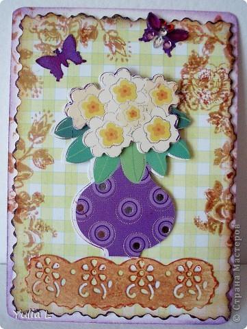"""Новая цветочная серия """"Краски лета"""" из 10 карточек.  Серия дополнена и закрыта. фото 3"""