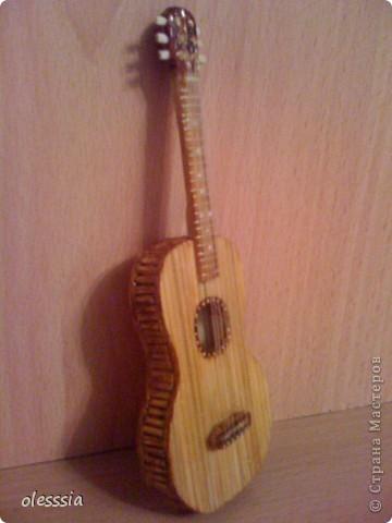 Гитара. фото 5
