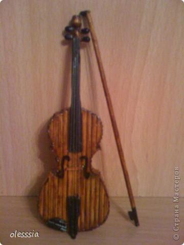 Скрипка. фото 1