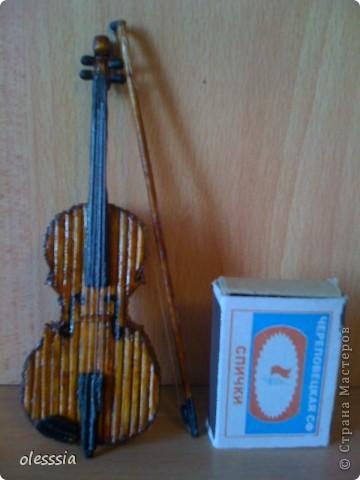 Скрипка. фото 4