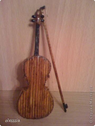 Скрипка. фото 2