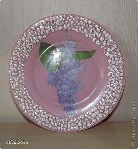 Первая тарелочка руками дочки фото 1