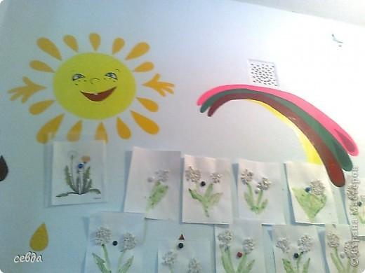 вот так я оформила приемную в детском саду фото 4