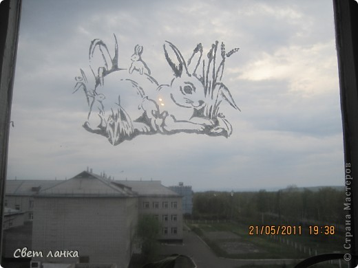Вид из окна детской комнаты. Вид на школу.      фото 2
