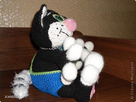 Кот Тимошка фото 2