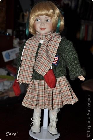 Истории о куклах. История 5. Мэгги. фото 4