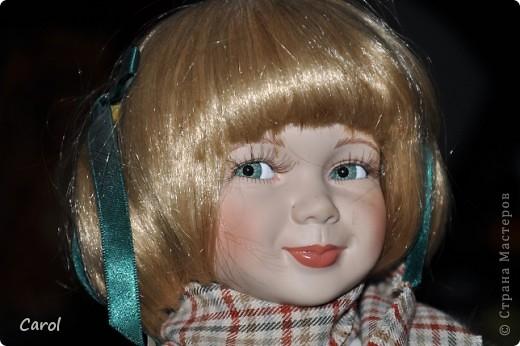 Истории о куклах. История 5. Мэгги. фото 1