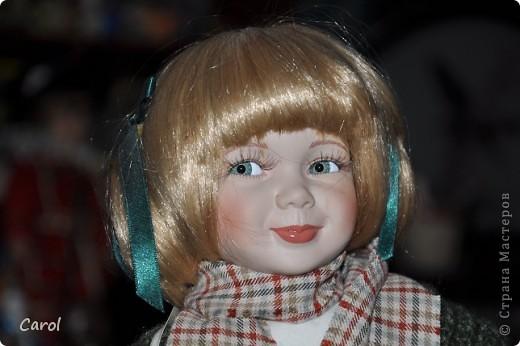 Истории о куклах. История 5. Мэгги. фото 2