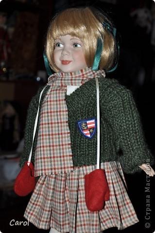 Истории о куклах. История 5. Мэгги. фото 3