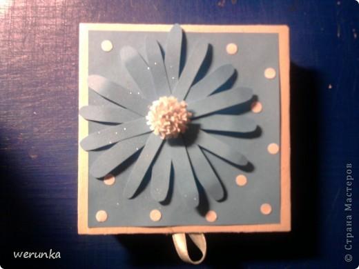 Мои коробочки :) фото 9