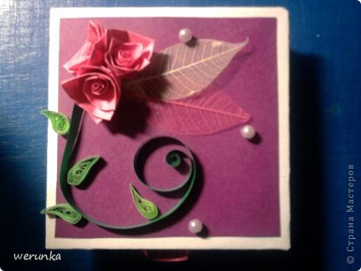 Мои коробочки :) фото 10