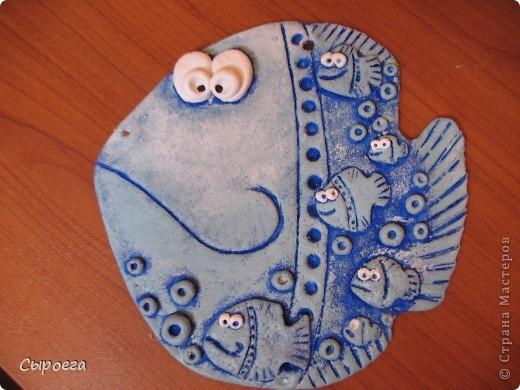 Моя любименькая джинсовая рыбка-мамашка:)