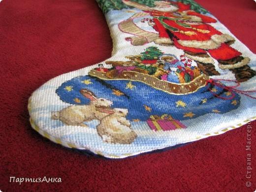 Год начался с оберега от Млодецкой , вышитом для сестрёнки. Первая вышивка меланжевыми нитками - мне понравилось! Схема была мной изменена - убрала ангелов и дополнила геометрический рисунок. фото 14